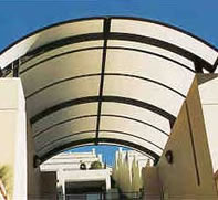 Fixed Carbolite Awnings - Ozsun Shade Systems - Sydney Awnings